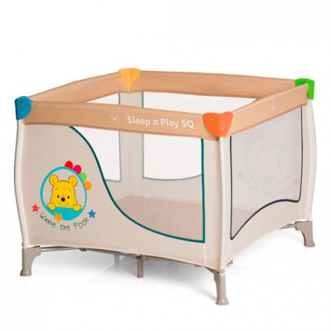 Disney Baby Sleep`n Play SQ цвет Pooh Ready To Play