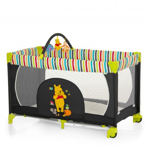 Disney Baby Dream'n Play Go+Toybar цвет Pooh tidy time