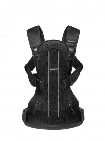 BabyBjorn We Air цвет Black