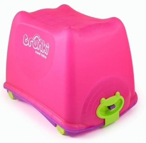 Trunki ToyBox цвет Pink