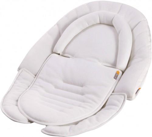 Вкладка для новорожденных  цвет white