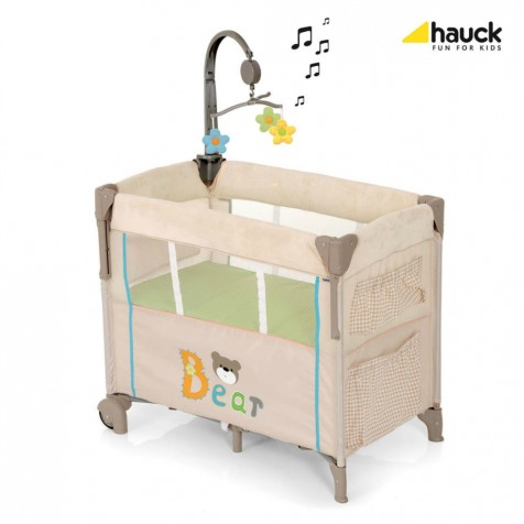 Hauck Dream'n Care Center  цвет Bear