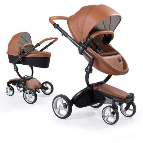 Mima Xari Flair Camel шасси Black