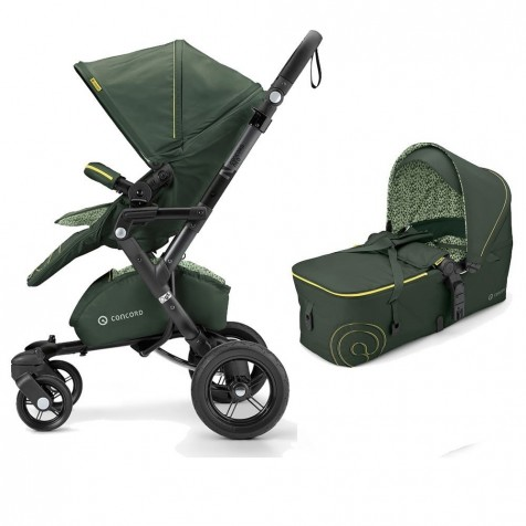 Concord Neo Scout Limited Jungle Green