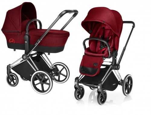 Cybex Priam Lux цвет Infa Red