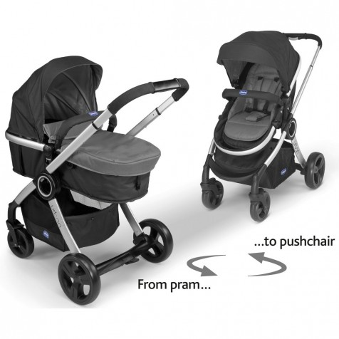 Chicco Urban  цвет Anthracite