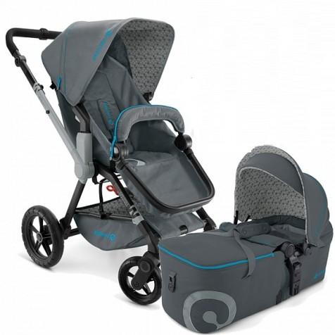 Concord Wanderer Mobility Set цвет Stone Grey