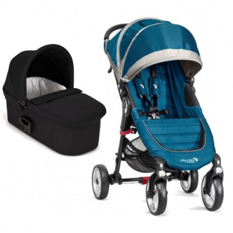 Baby Jogger City Mini 4 цвет Teal