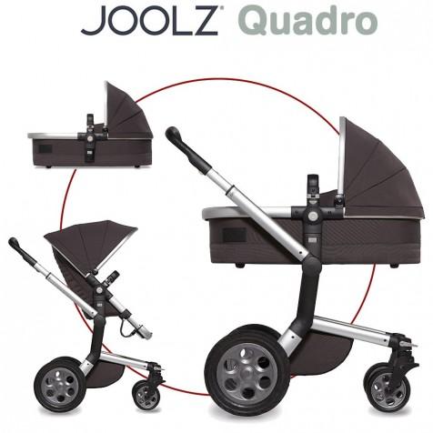 Joolz Day Quadro цвет CARBON