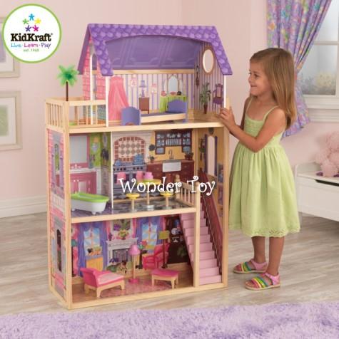 Кукольный домик Kidkraft Kayla 65092