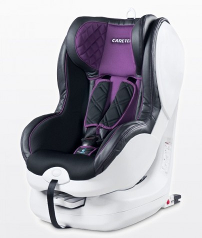 Caretero Defender Isofix цвет Purple