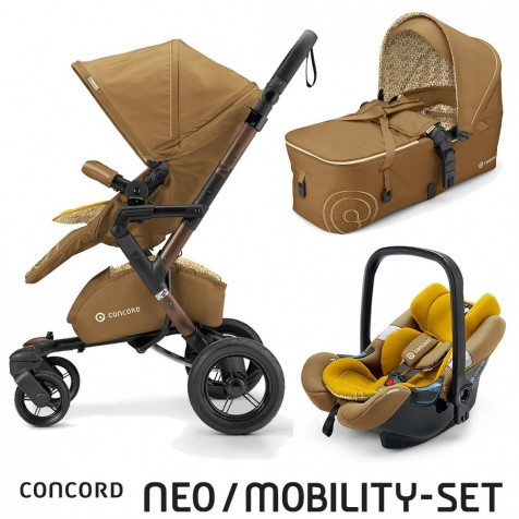 Concord Neo Mobility Set Limited Sweet Curry