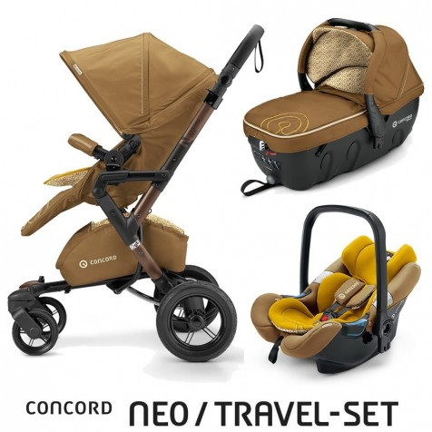 Concord Neo Travel Set Limited Sweet Curry