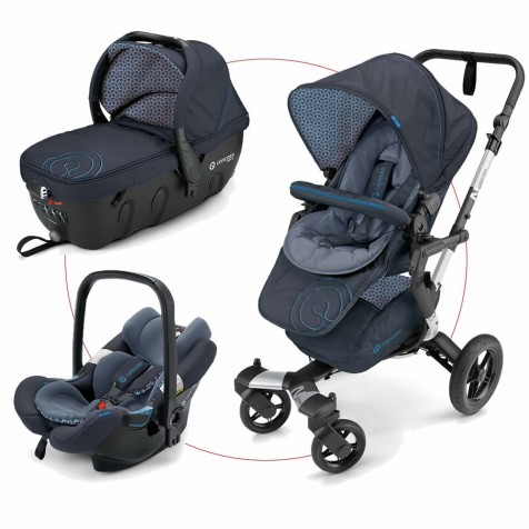 Concord Neo Travel Set kol.Deep Water Blue