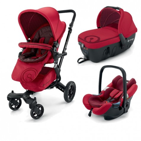 Concord Neo Travel Set цвет RUBY RED