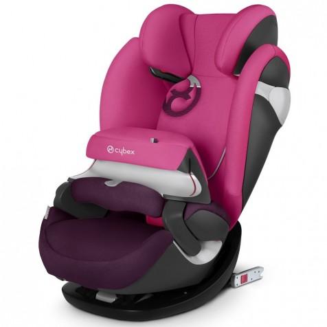 Cybex Pallas M-Fix цвет Mystic Pink / Purple