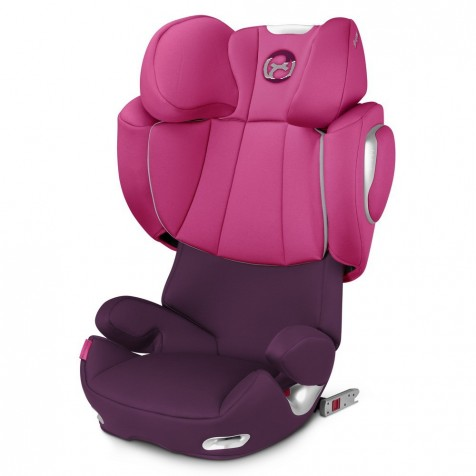 Cybex Solution Q3-Fix цвет Mystic Pink / Purple