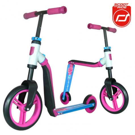 ScootandRide Highwaybuddy 3+ цвет Purple