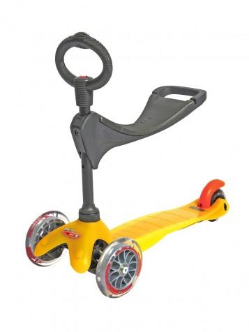 Micro Mini 3w1 kol.Yellow