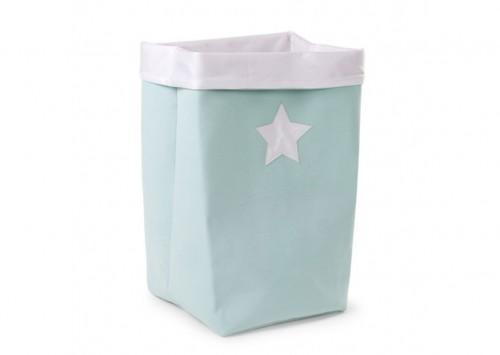 Ящик для игрушек Childhome цвет MINT WHITE