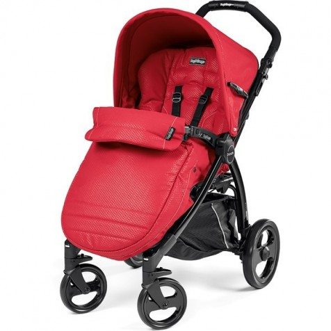 Peg Perego Book Completo цвет Mod Red
