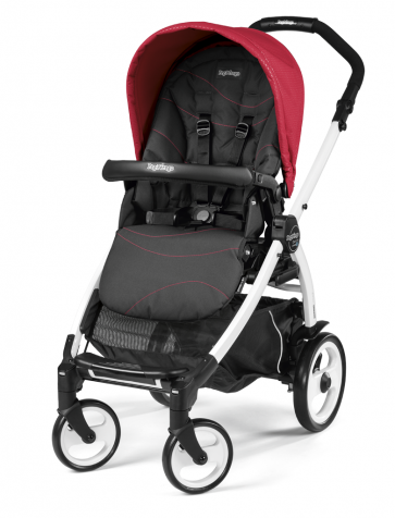 Peg Perego Book 51 Sportivo цвет Bloom Red