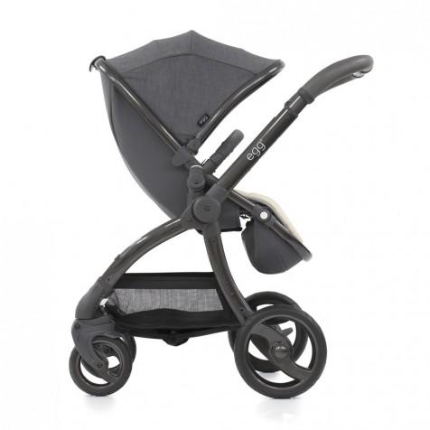 Прогулочная коляска Baby Style Egg цвет Quantum Grey
