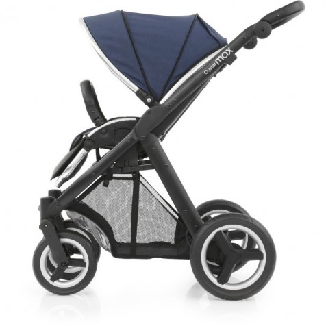 Прогулочная коляска Baby Style Oyster Max Oxford Blue шасси Black