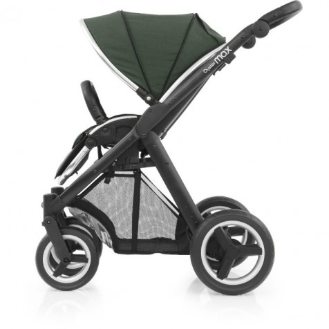 Прогулочная коляска Babystyle Oyster Max Olive Green шасси Black