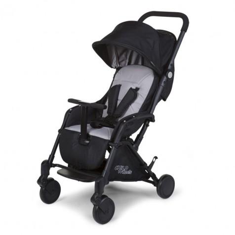 Прогулочная коляска Child Wheels T-Compact kol. Black