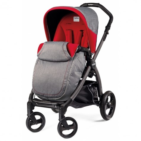 Peg-Perego Book Plus S Completo цвет Tulip