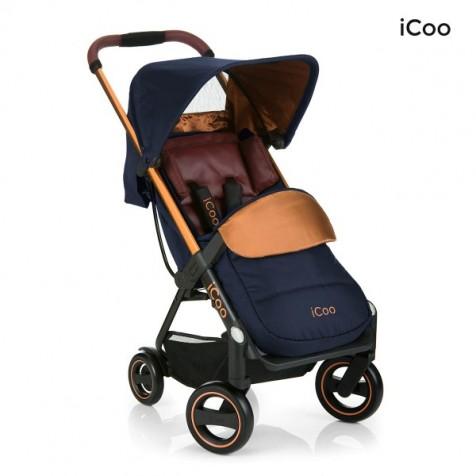 iCoo Acrobat цвет Cooper Blue