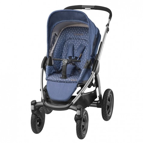 Maxi Cosi Mura Plus 4 Denim Hearts