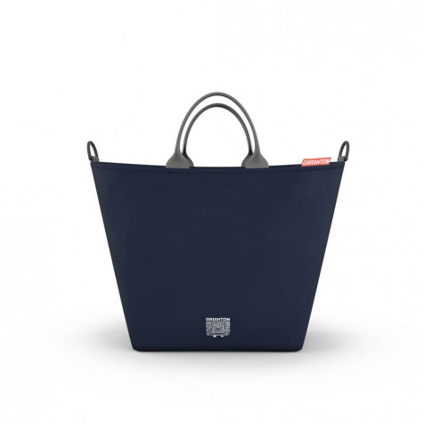 Shoping Bag Greentom kol. Blue