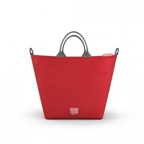 Shoping Bag Greentom kol.Red