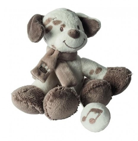 Музыкальная игрушка Nattou собачка Макс