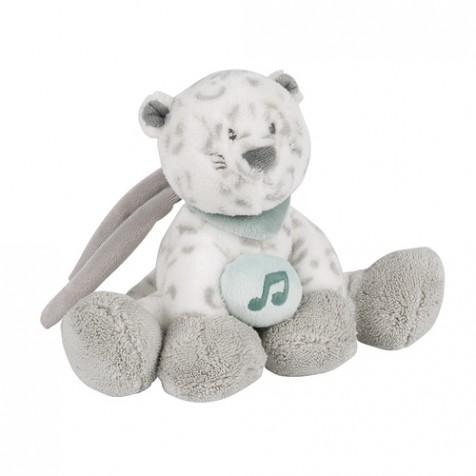 Игрушка Nattou леопард Ли 9 см