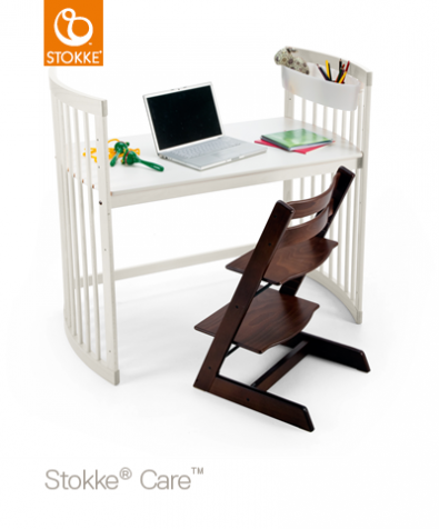Stokke Care Desk kol.White