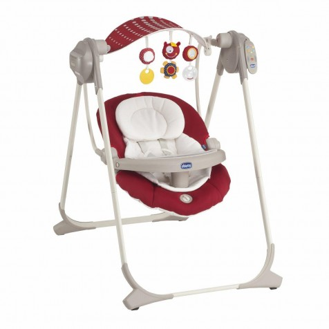 Chicco Polly Swing Up цвет Red