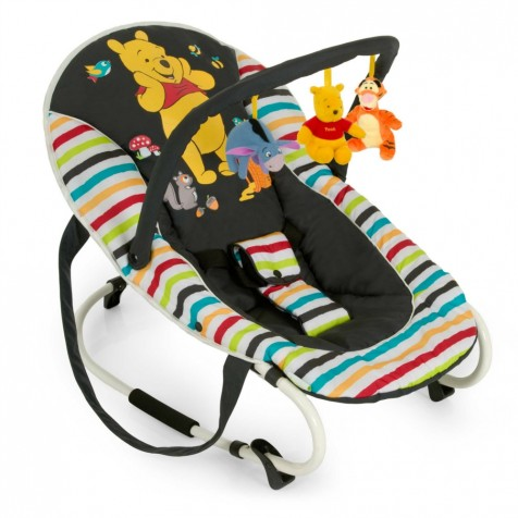 Disney Baby Bungee Deluxe цвет Pooh tidy time