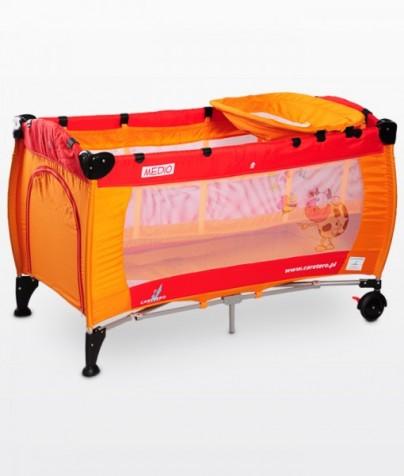 Caretero Classic kol.Orangered