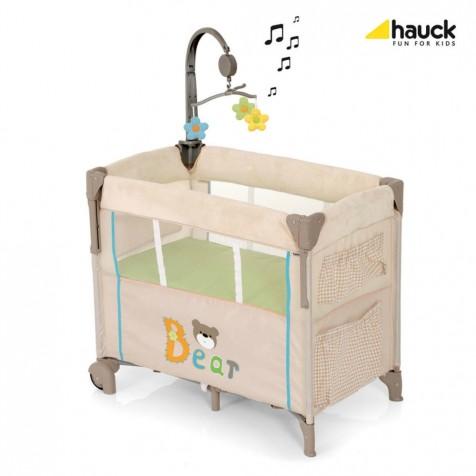 Hauck Dream'n Care Center  цвет Bear