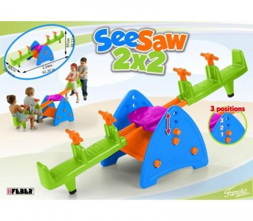 Feber See Saw 2 x 2