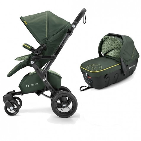 Concord Neo Sleeper Limited Jungle Green