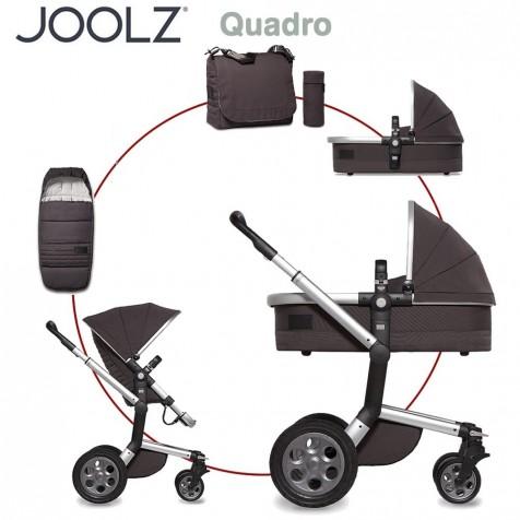 Joolz Day Quadro kol.Carbon