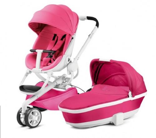 Quinny Moodd цвет Pink Passion