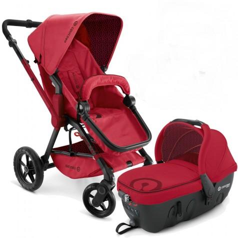 Concord Wanderer Sleeper цвет Ruby Red