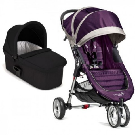 Baby Jogger City Mini цвет Purple
