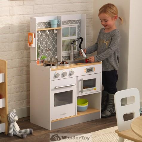 Деревянная кухня Kidkraft Kidkraft Lets Cook 53395