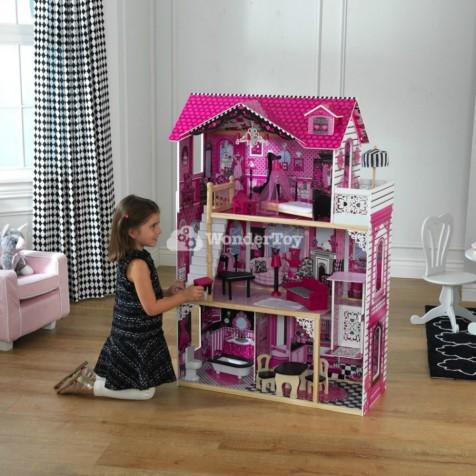 Кукольный домик Kidkraft Amelia цвет 65093